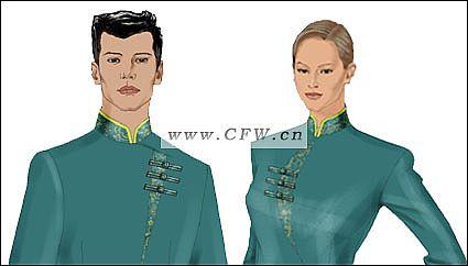 职业服装2