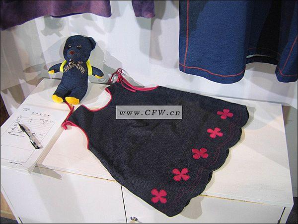 针织牛仔系列童装产品