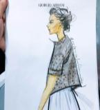 男装/女装款式图