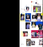 个人设计的2018春夏纽约时装周的秀场服装与日常达人时装设计