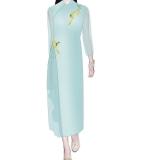 新中式连衣裙