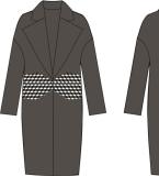 编织元素在成衣中的设计应用
