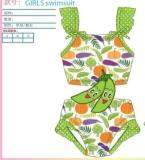 女童泳衣设计