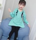 女童 秋装套装