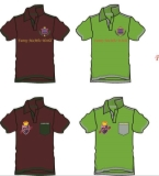 Polo标牌短袖