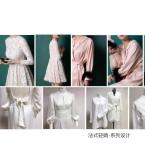 法式婚礼成衣系列