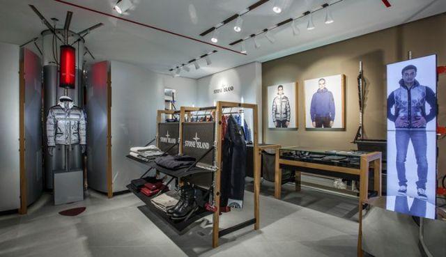 100例國外優秀服裝店內部裝修設計
