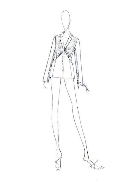 服装设计网 教程 时装画/手绘技巧       随着梅赛德斯-奔驰中国国际