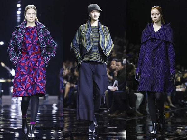 巴黎時裝周中的日本力量-2015巴黎時裝周服裝設計大賽