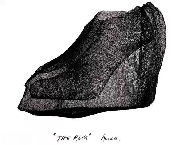"""设计师sebastian errazuriz的爱情独白"""" 12 shoes for"""