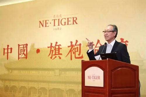 中国服装设计师协会主席李当岐