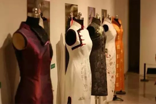新中式 · 旗袍-设计管理服装设计大赛