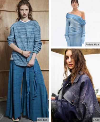 2017春夏女装设计流行趋势分析-服装趋势预测-服装图片