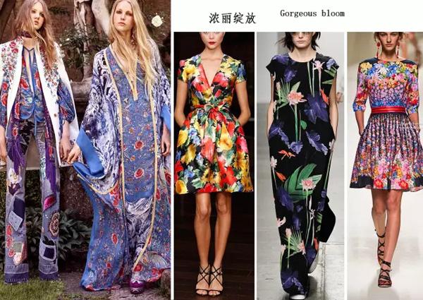 2017春夏十大流行女装印花经典图案汇总