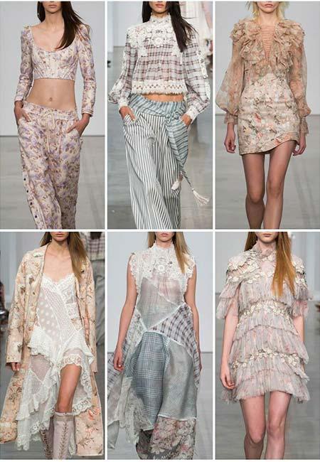 2017春夏纽约时装周图案流行趋势