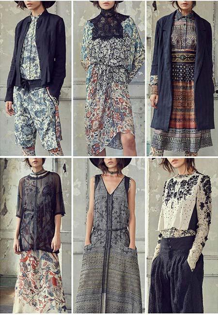 2017服装流行趋势