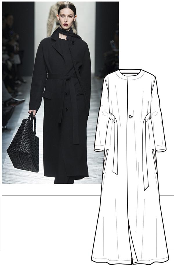 2017 18秋冬夹克 外套 大衣流行款式预测