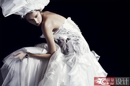 婚纱设计图片素描初心