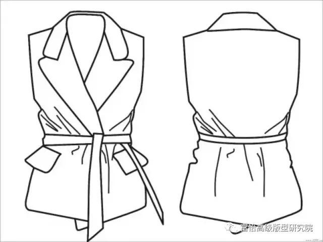 服装打版时如何设计版型?