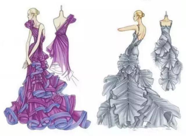 服装排版技巧_服装打版时如何设计版型?-制版技术-服装设计教程-CFW服装设计
