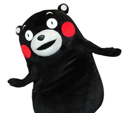 """""""熊本熊""""卡通形象效应值得服装品牌借鉴!"""