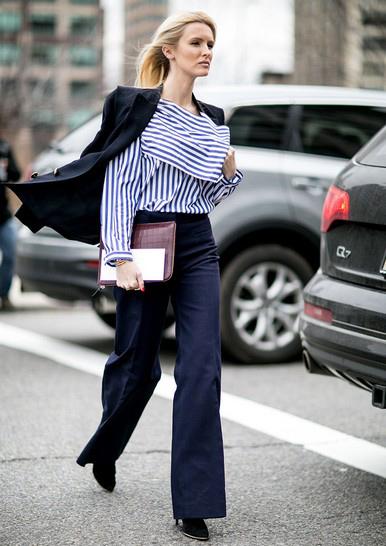 从日常衬衫开始和春天有个约会-潮流搭配服装设计大赛