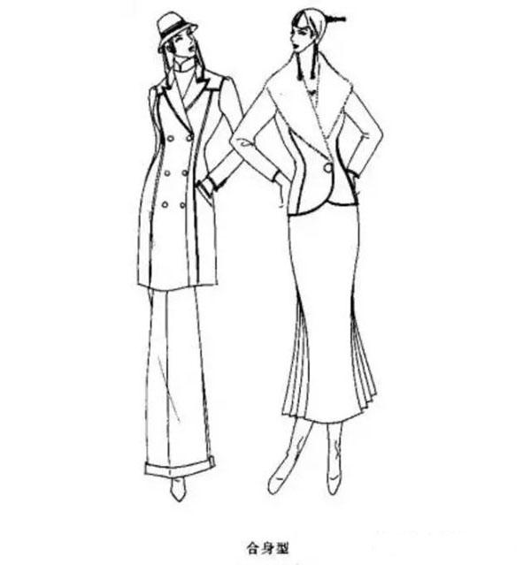 服装打版前版型设计步骤