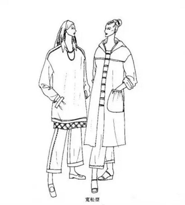 服装打版前版型设计步骤-制版技术-服装设计教程