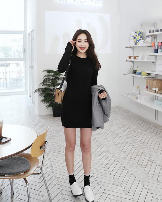矮个女生穿衣搭配,最新时尚韩版女装穿搭秀-服装潮流