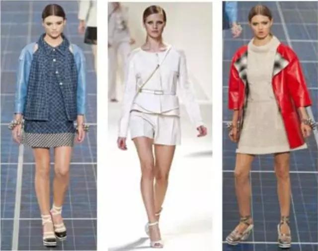 在服装流行趋势中服装袖子结构的一些演变