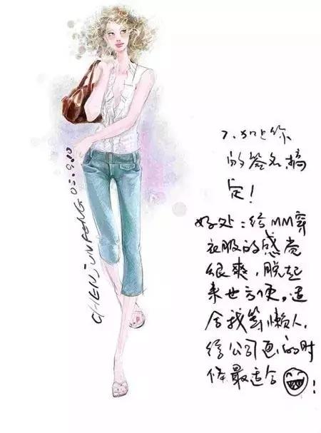 服装设计电脑手绘时装画绘画快速技法17 作者:阳阳 帖子ID:2800