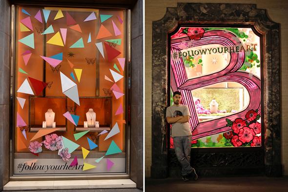 宝格丽 bulgari 打破传统!于全球各地同时以街头艺术迎接春天的来临图片