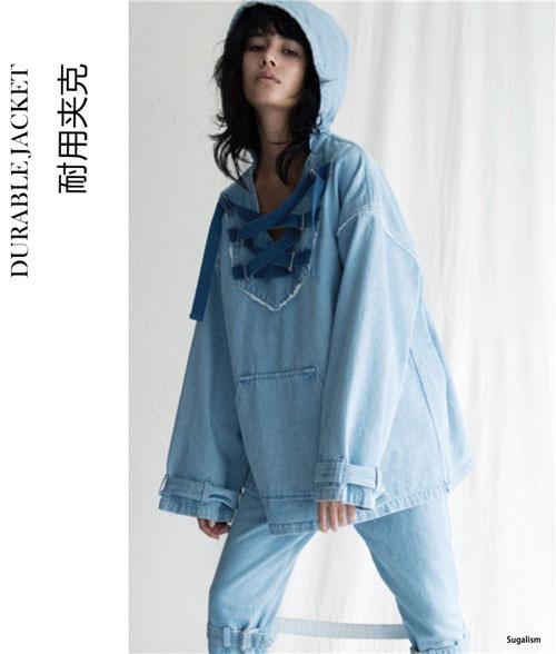 2018 19秋冬女装流行款式预测 个性飞行夹克 裹身夹克