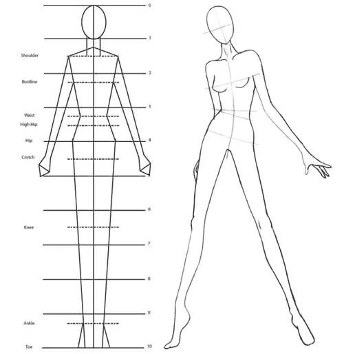 服装设计网 教程 时装画/手绘技巧 来源: 服装设计 大赛