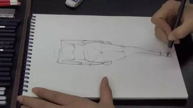 零基础手绘教程:如何画人体!