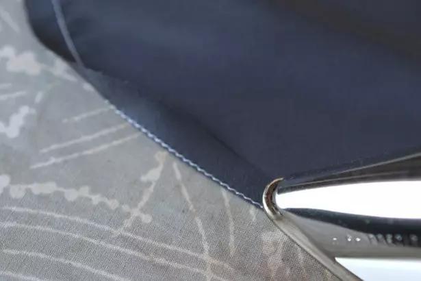 缝制技巧 | 简单易学的卷边教程