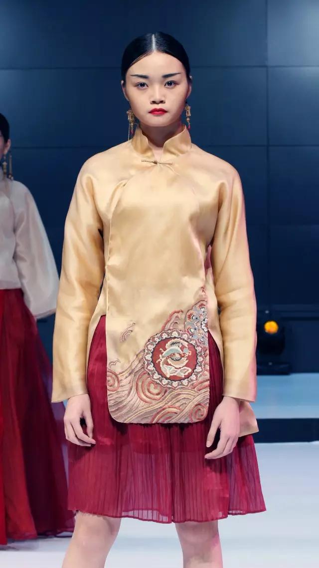 毕业展 | 广州纺校2017届服装专业优秀毕业设计作品展演