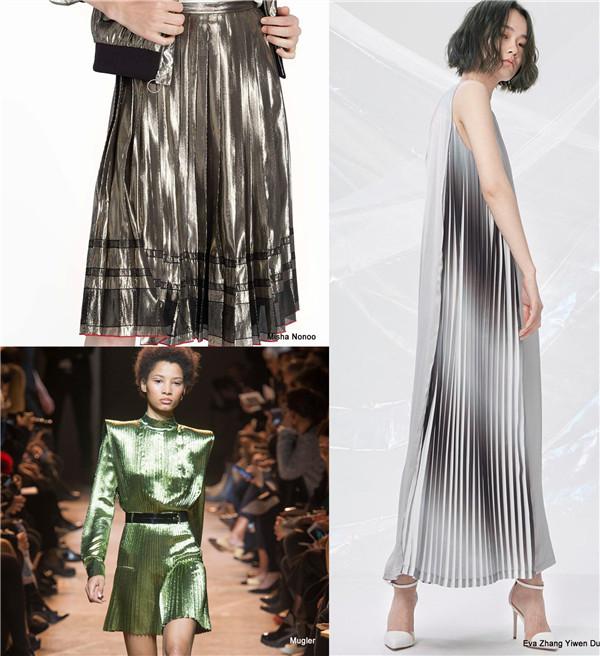 2018春夏女装流行款式:连衣裙&套装图片