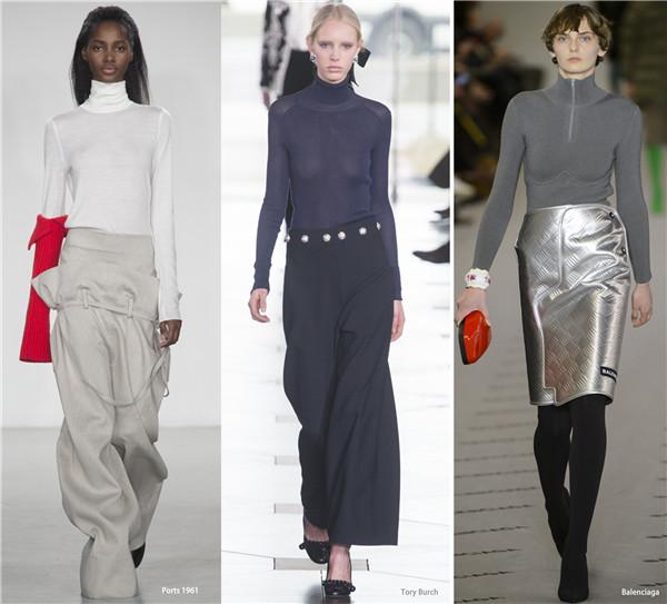 2018春夏女装流行款式预测:精致魅力-服装趋势预测图片