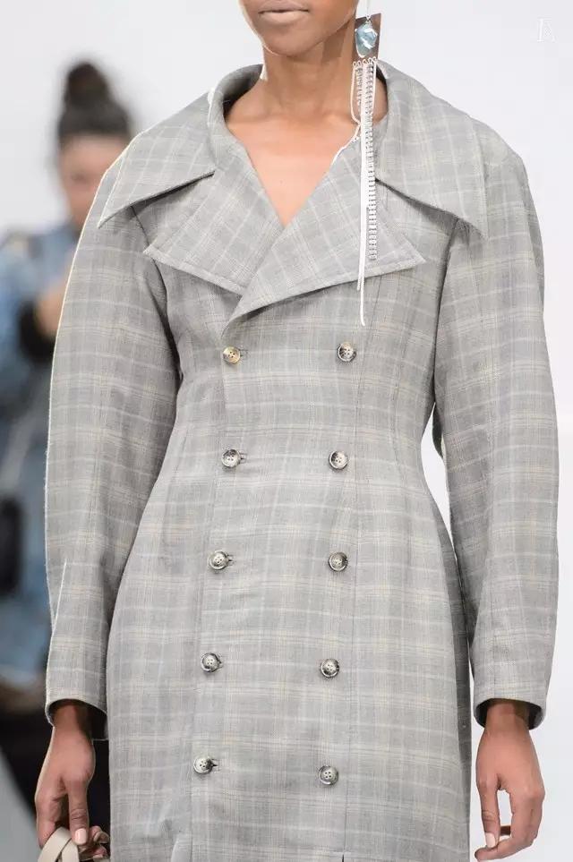 灵感   60例门襟的细节设计-服装设计-服装设计