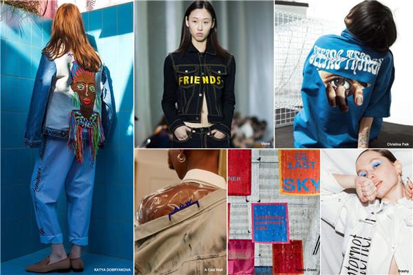2019春夏女装流行款式预测 别样创意
