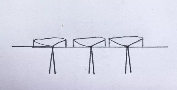 折裥布花手工制作图解