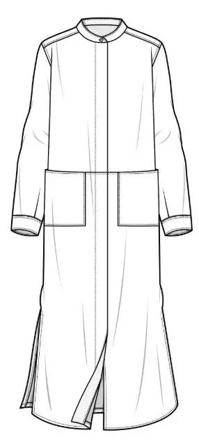 新闻资讯_男士夹克、卫衣、西服的款式图合集-制版技术-服装设计教程-CFW ...
