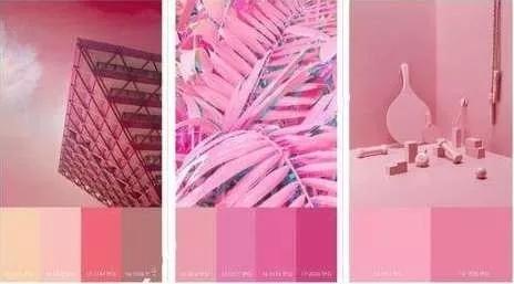 2019年色彩流行趋势将是如何的呢?(图1)