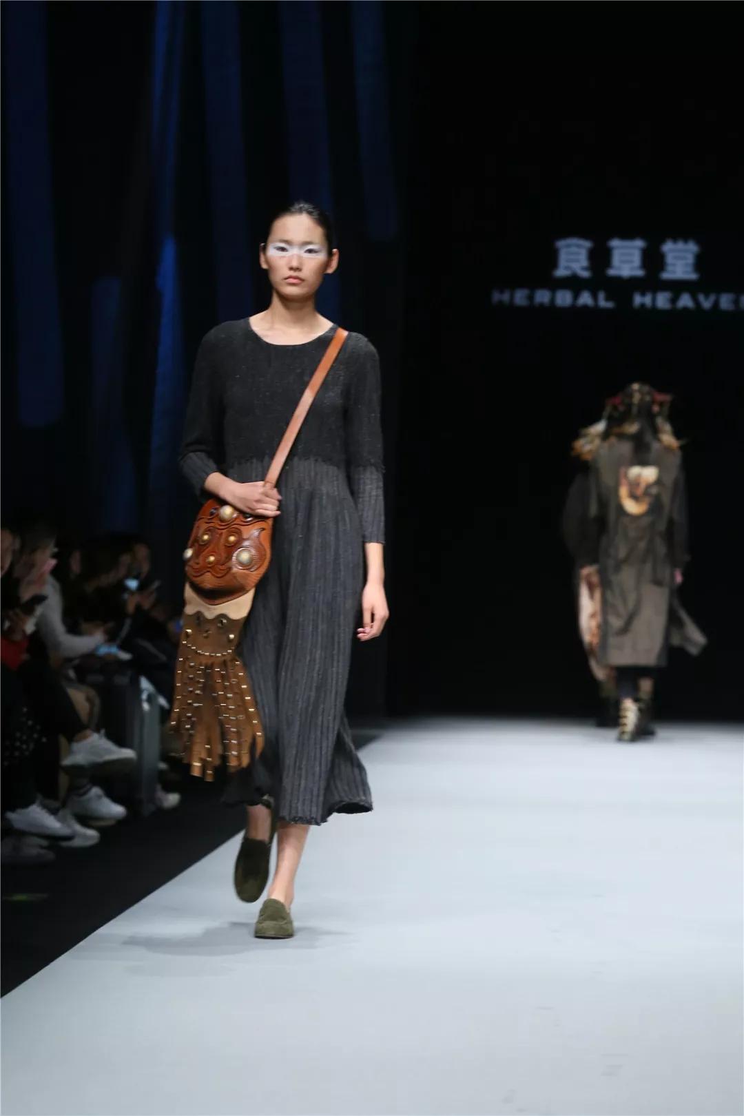 中国国际时装周2019春夏流行趋势发布(图6)