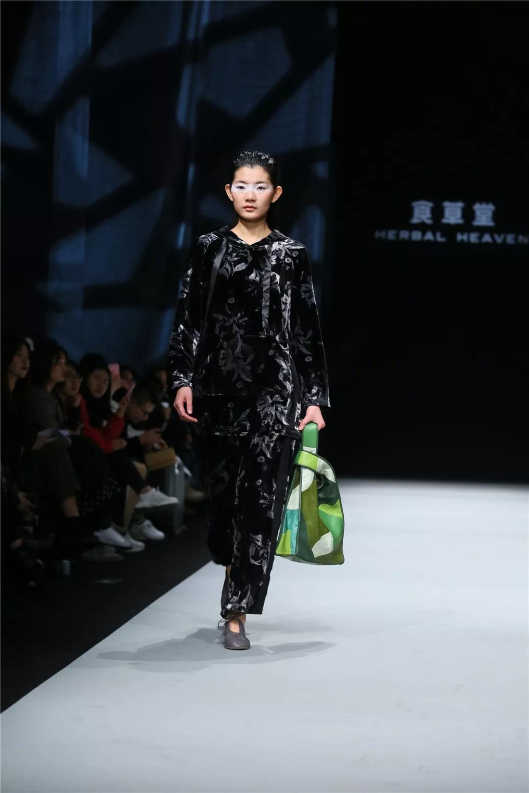 中国国际时装周2019春夏流行趋势发布(图12)
