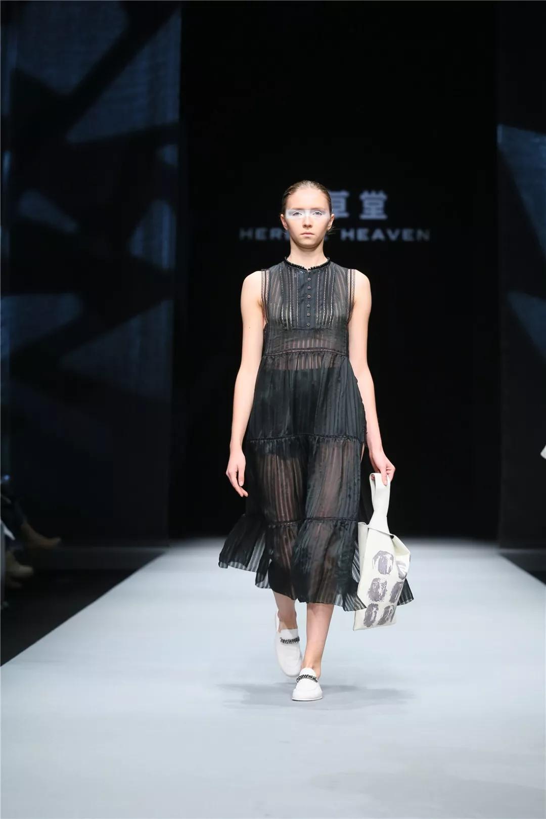中国国际时装周2019春夏流行趋势发布(图21)
