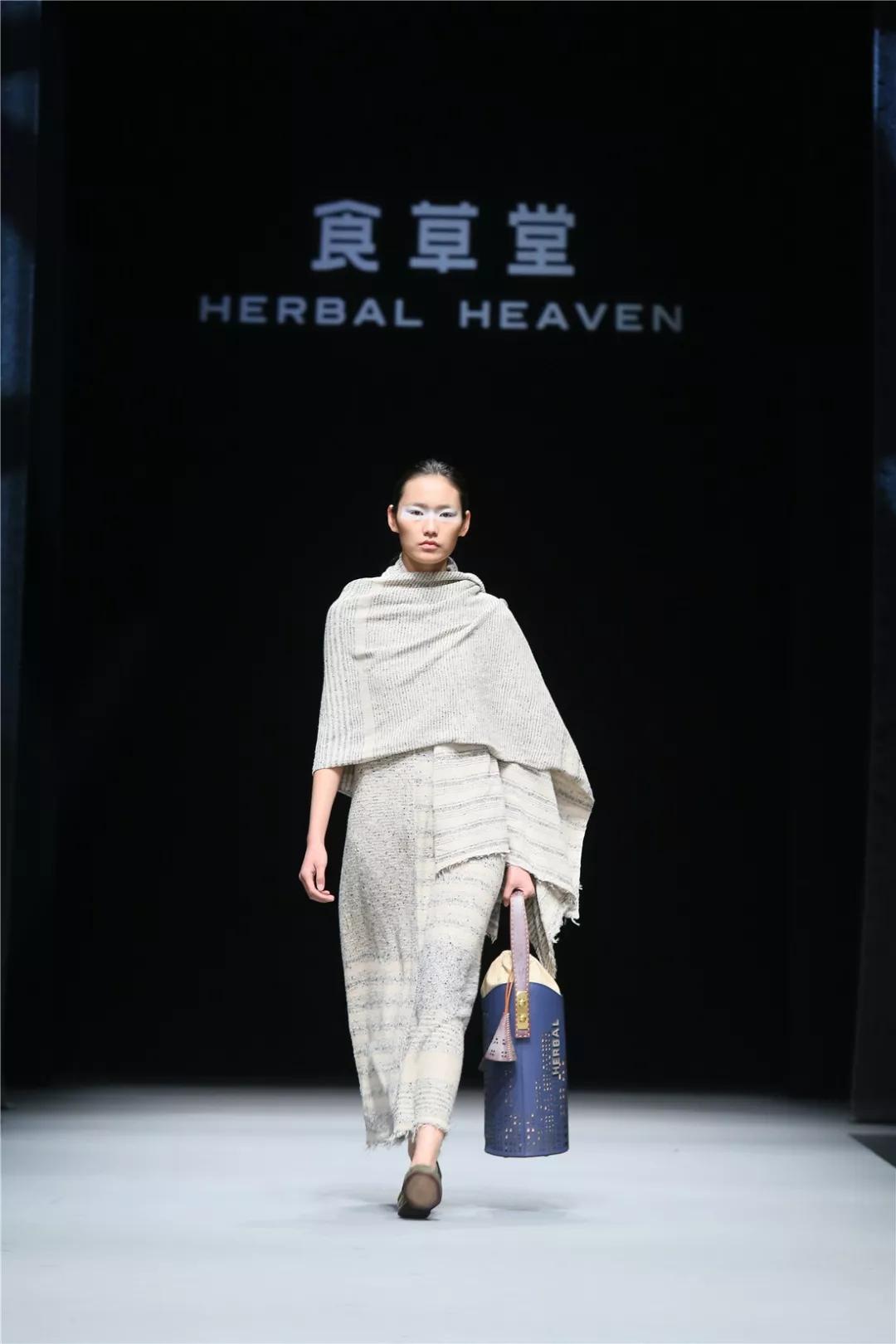 中国国际时装周2019春夏流行趋势发布(图17)