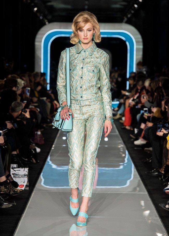 【亮】Moschino将在罗马举办秋季男装和