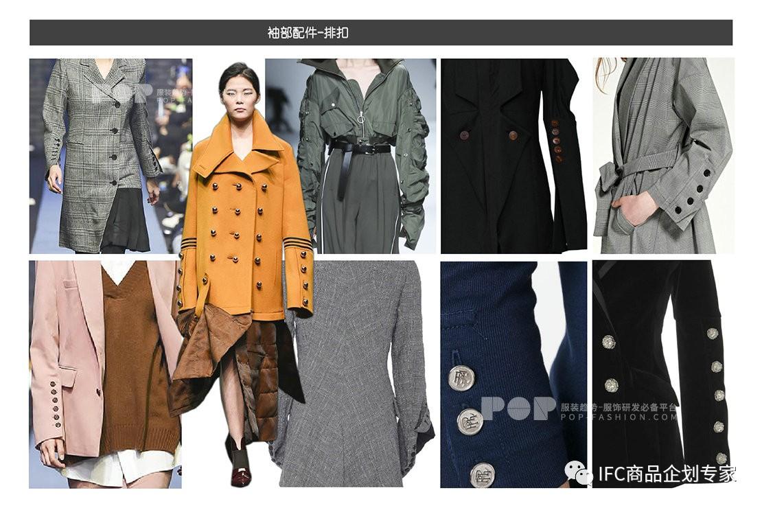 2019年秋冬女装裁剪细节趋势预测――袖部细节(图28)